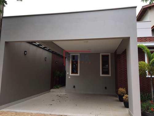 Casa de Condomínio, código 515 em Piracicaba, bairro Loteamento São Francisco