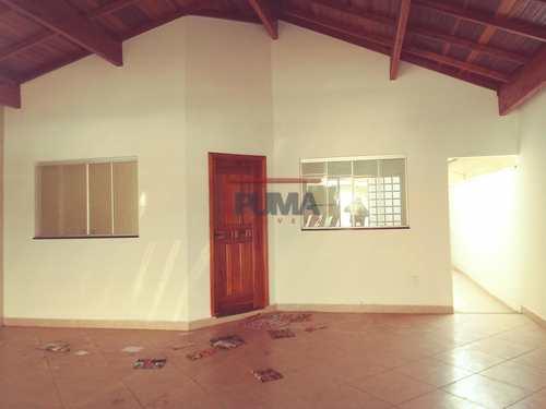 Casa, código 524 em Piracicaba, bairro Pompéia