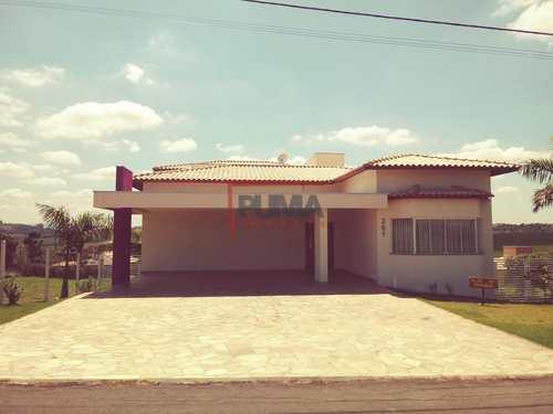 Casa de Condomínio, código 527 em Águas de São Pedro, bairro Vertentes das Águas