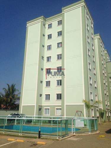 Apartamento, código 535 em Piracicaba, bairro Dois Córregos