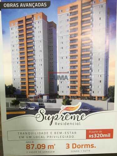 Apartamento, código 549 em Piracicaba, bairro Piracicamirim