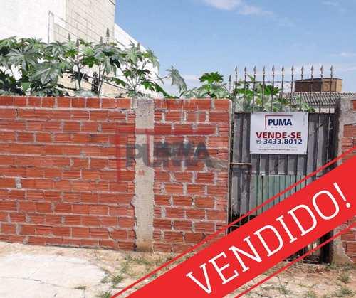 Terreno, código 555 em Piracicaba, bairro Prezoto