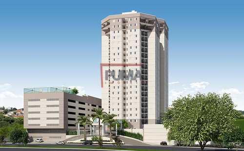 Apartamento, código 566 em Piracicaba, bairro Paulicéia