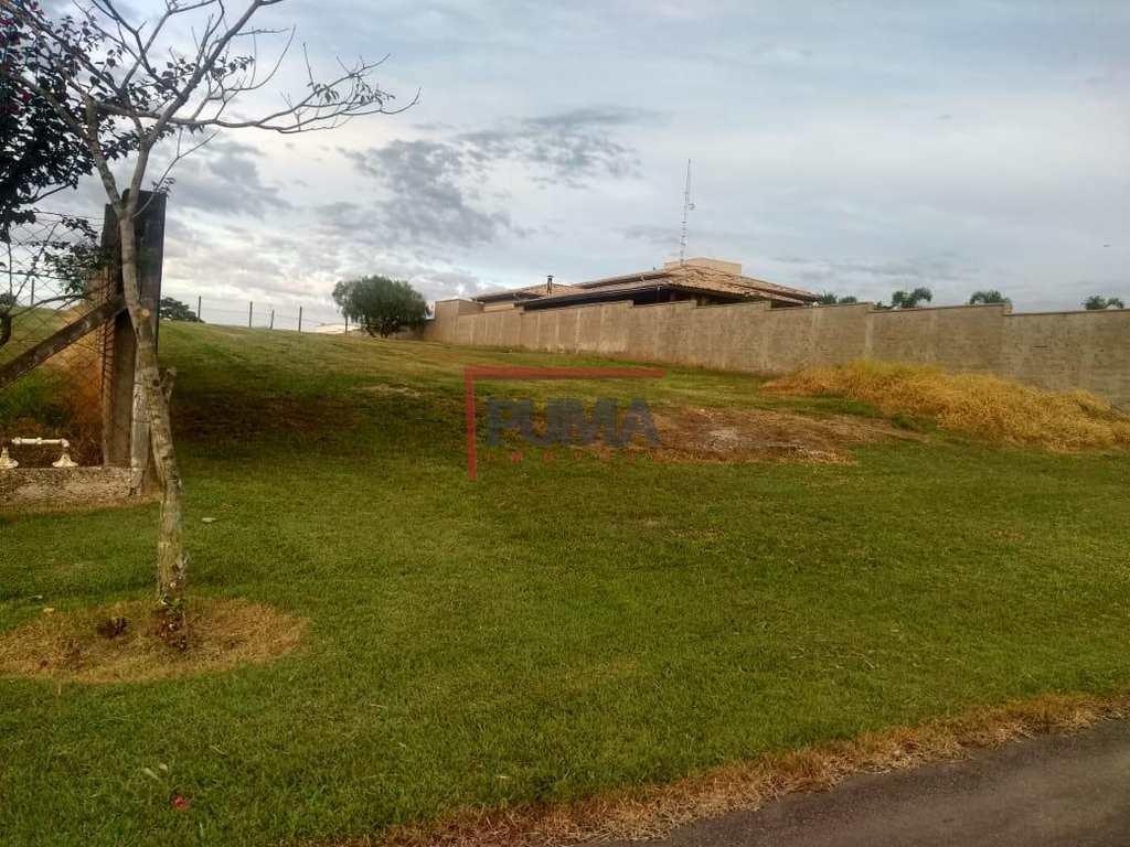 Terreno de Condomínio em Piracicaba, no bairro Jardim Irapuã