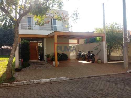 Casa de Condomínio, código 591 em Piracicaba, bairro Loteamento São Francisco