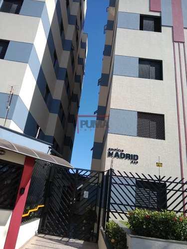 Apartamento, código 594 em Piracicaba, bairro Higienópolis