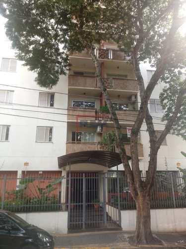 Apartamento, código 606 em Piracicaba, bairro Centro