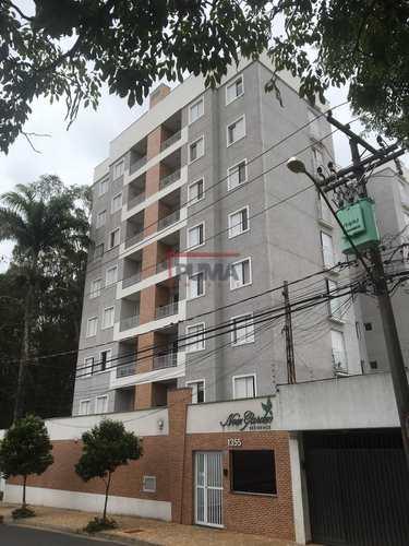 Apartamento, código 623 em Piracicaba, bairro Jardim Caxambu