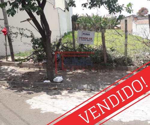 Terreno, código 631 em Piracicaba, bairro Higienópolis
