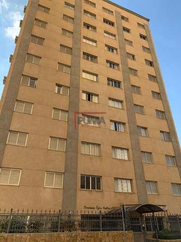 Apartamento, código 634 em Piracicaba, bairro Alto