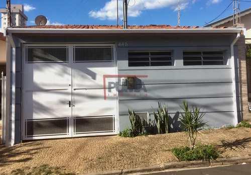 Casa, código 635 em Piracicaba, bairro São Dimas