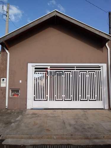 Casa, código 653 em Piracicaba, bairro Jardim Itaiçaba (Ártemis)