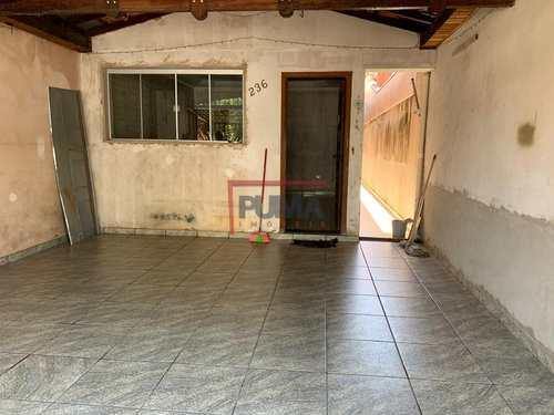 Casa, código 655 em Piracicaba, bairro Campestre
