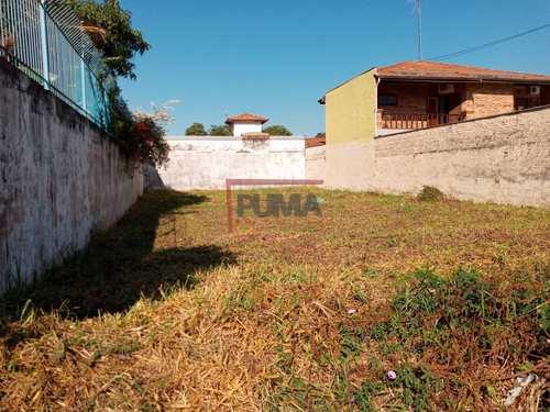 Terreno, código 688 em Piracicaba, bairro Nova Piracicaba