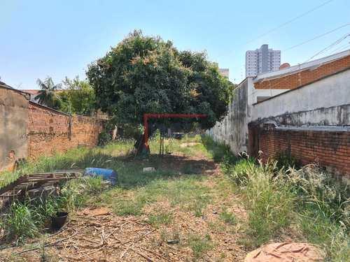 Terreno, código 715 em Piracicaba, bairro Alemães