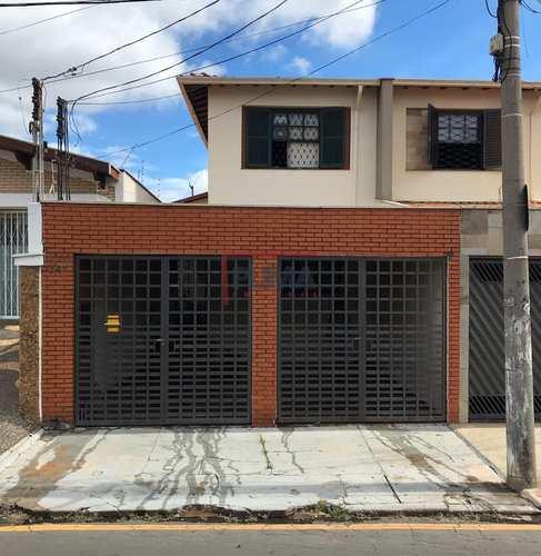 Casa, código 721 em Piracicaba, bairro Vila Independência
