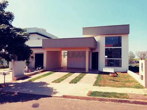 Casa de Condomínio, código 722 em Piracicaba, bairro Taquaral