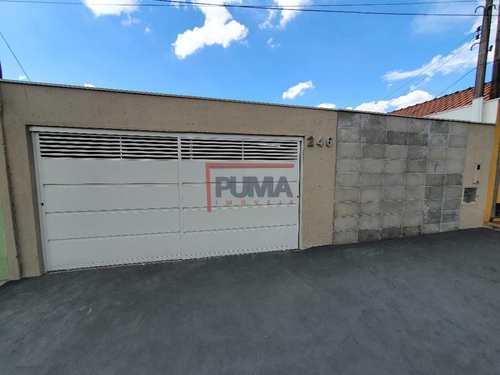 Casa, código 727 em Piracicaba, bairro Santa Terezinha