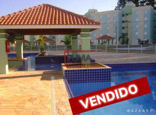 Apartamento, código 752 em Piracicaba, bairro Dois Córregos