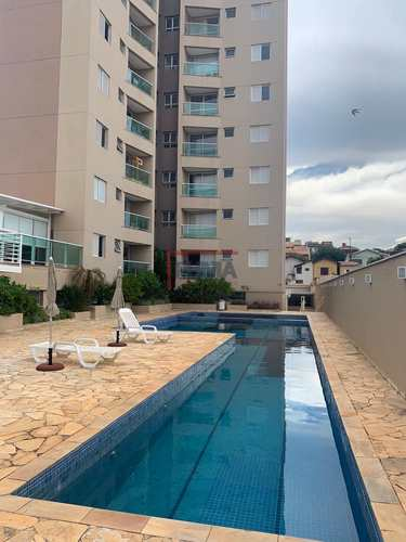 Apartamento, código 763 em Piracicaba, bairro Vila Independência