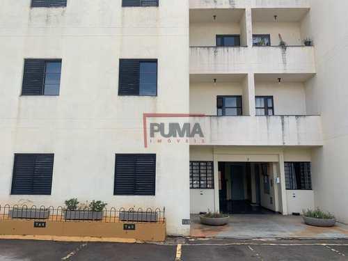 Apartamento, código 797 em Piracicaba, bairro Vila Monteiro