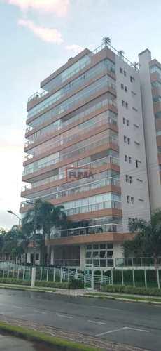 Apartamento, código 801 em Bertioga, bairro Centro