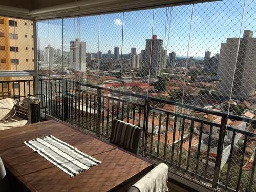 Apartamento, código 836 em Piracicaba, bairro Alto