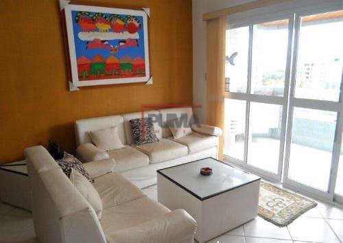 Apartamento, código 839 em Bertioga, bairro Riviera