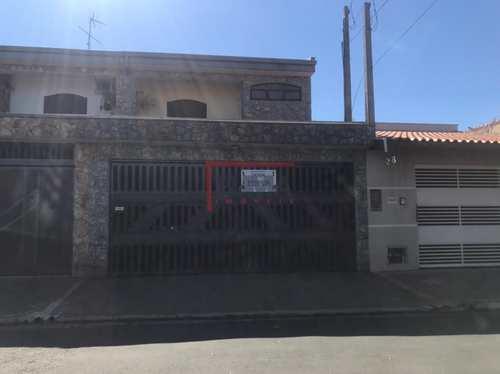 Casa, código 845 em Piracicaba, bairro Nova Piracicaba
