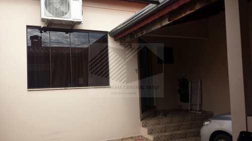 Casa, código 24 em Tatuí, bairro Jardim Manoel de Abreu