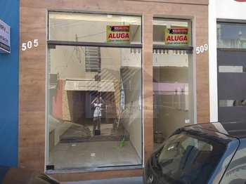 Salão, código 41 em Tatuí, bairro Centro