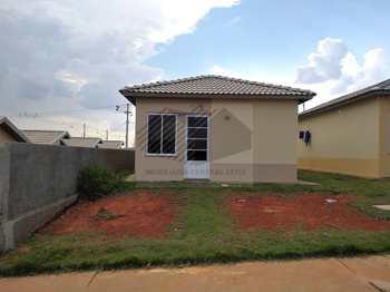 Casa, código 55 em Tatuí, bairro Tanquinho