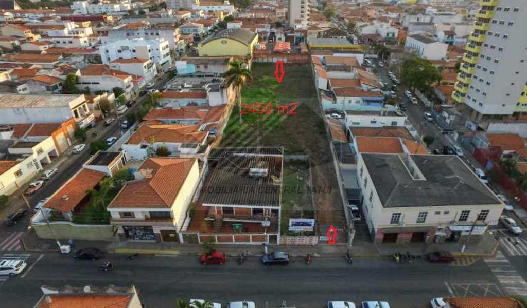 Área Comercial em Tatuí, bairro Centro