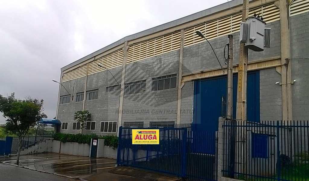 Conjunto Industrial em Tatuí, bairro Loteamento Empresarial Tatuí-I