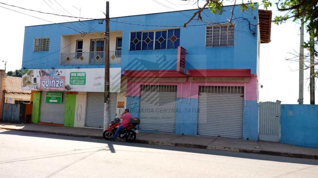Sobrado em Tatuí, no bairro Jardim Rosa Garcia