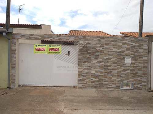 Casa, código 141 em Tatuí, bairro Jardins Tatuí