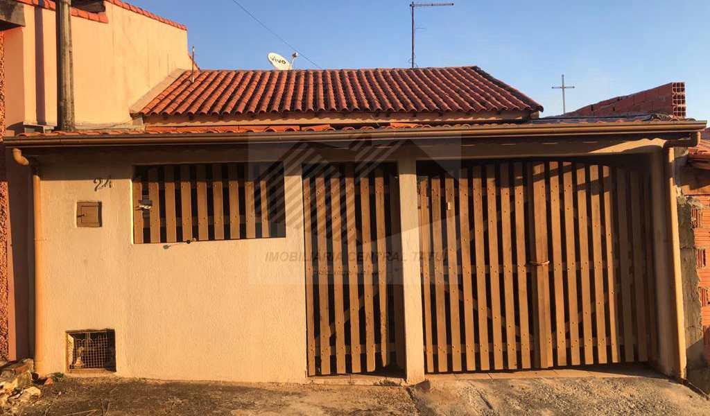 Casa em Tatuí, bairro Residencial São Conrado