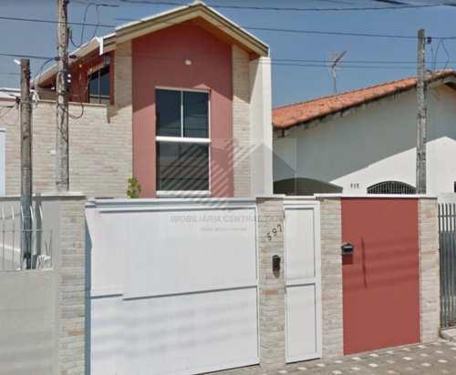 Casa, código 191 em Tatuí, bairro Jardim Nossa Senhora de Fátima