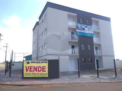 Apartamento, código 251 em Tatuí, bairro Loteamento Residencial Juliana