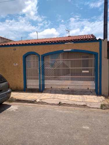Casa, código 254 em Tatuí, bairro Parque Marajoara