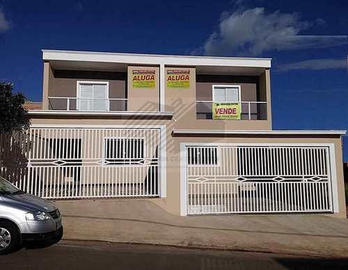 Casa, código 258 em Tatuí, bairro Jardim Residencial Santa Cruz