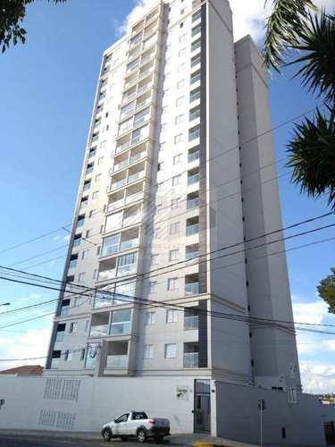 Apartamento, código 280 em Tatuí, bairro Centro