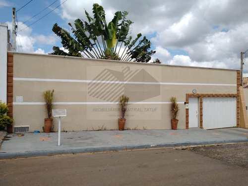 Casa, código 290 em Tatuí, bairro Colina Verde