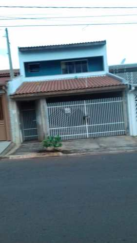 Casa, código 324 em Tatuí, bairro Jardim Residencial Santa Cruz
