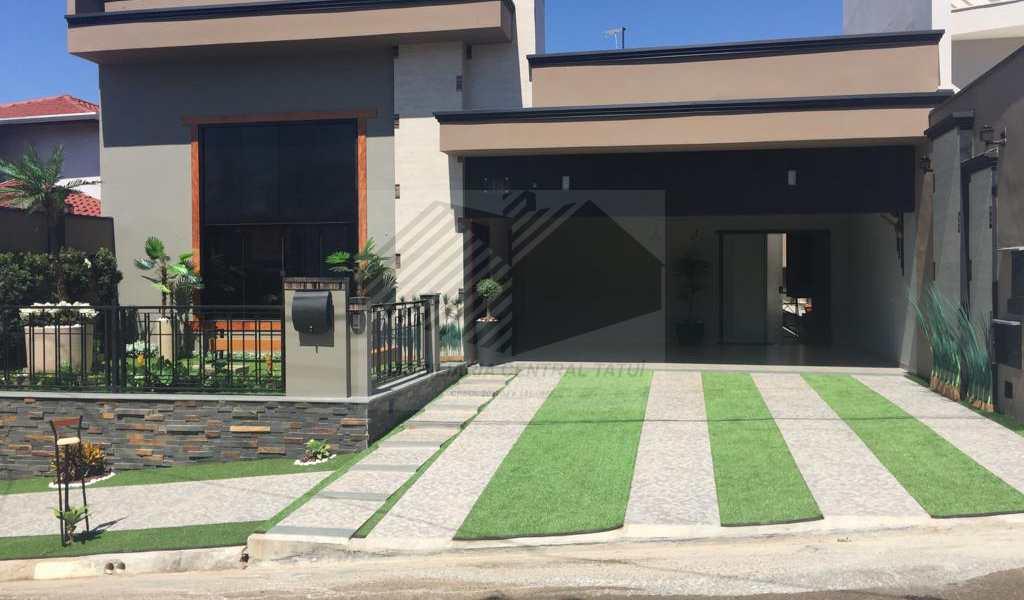 Casa de Condomínio em Tatuí, bairro Vila Monte Verde