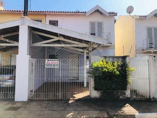 Casa, código 370 em Tatuí, bairro Residencial Village Vitória