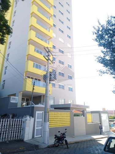 Apartamento, código 384 em Tatuí, bairro Centro