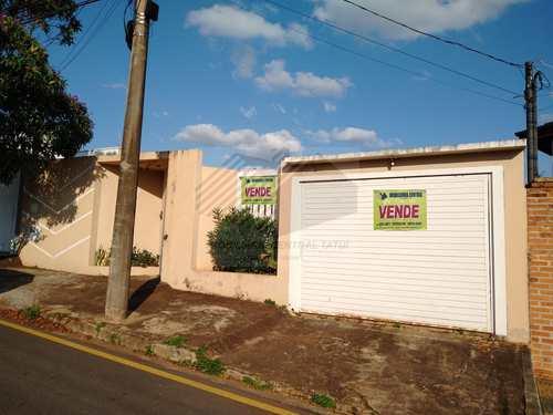 Casa, código 391 em Tatuí, bairro Colina Verde