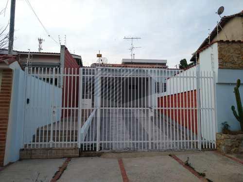 Casa, código 392 em Tatuí, bairro Colina Verde