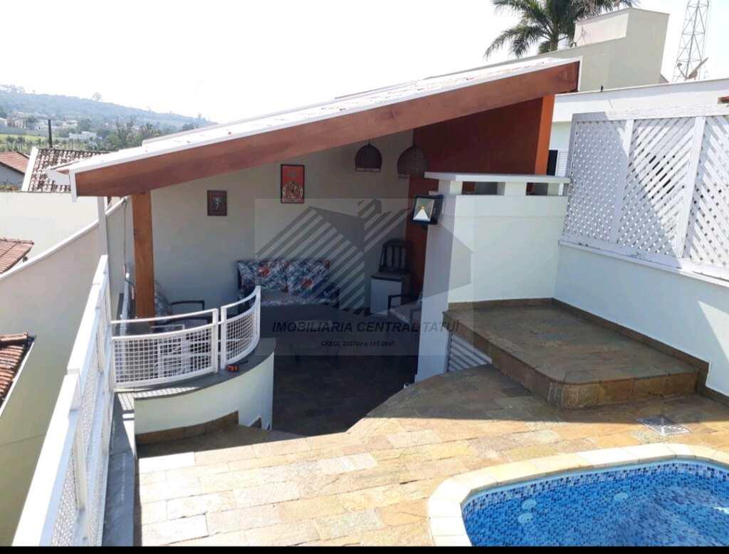 Casa em Tatuí, no bairro Chácara Junqueira